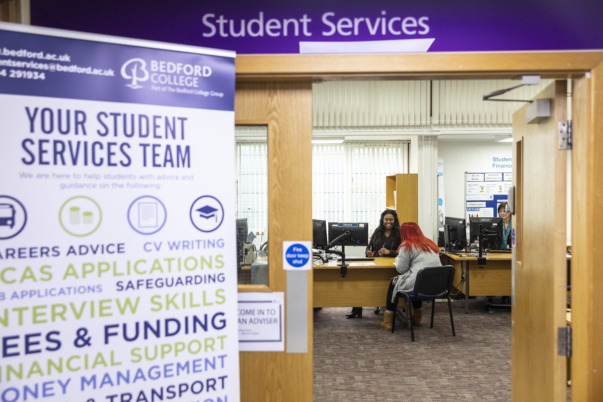 Bedford College Open Days